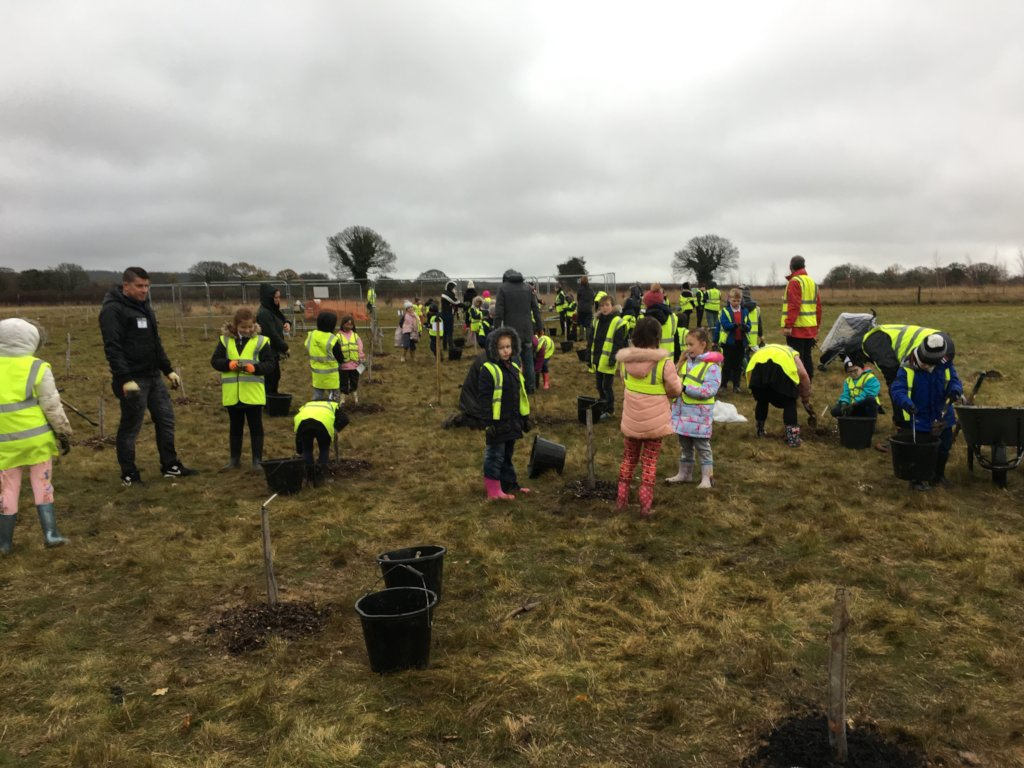 10000 Children - 10000 Trees - For You