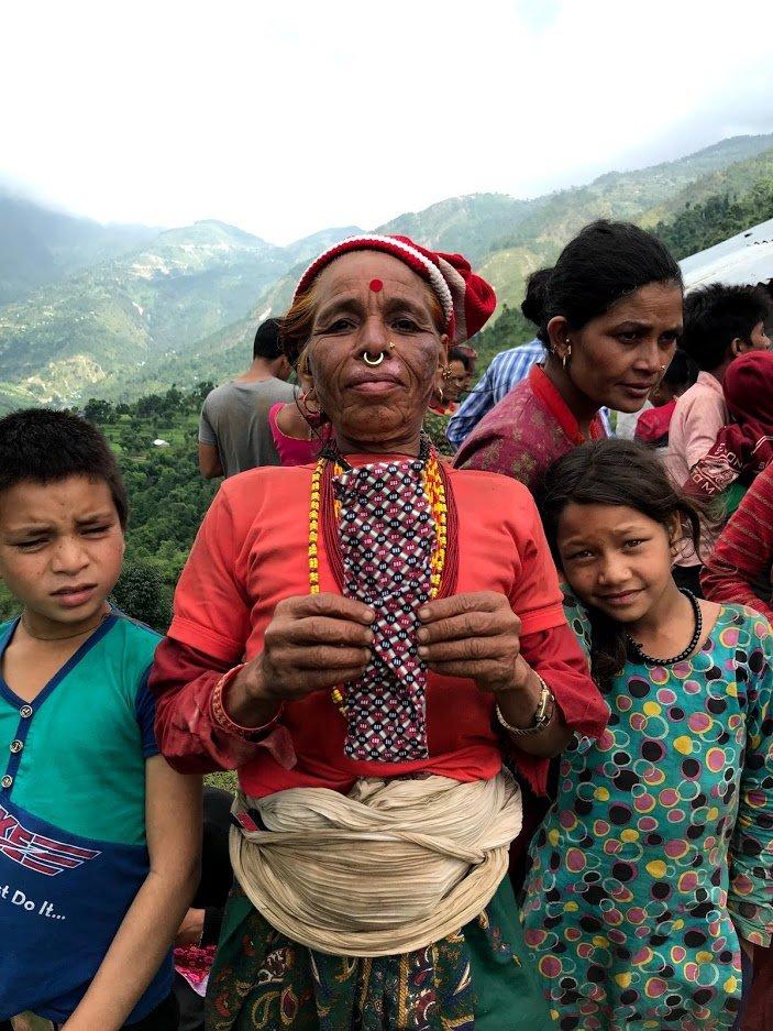 Health & Hygiene Training for 1,000 Women in Nepal