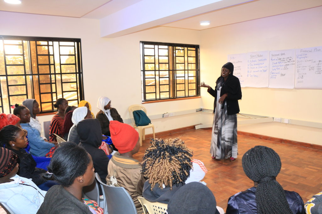 Intl Women's Day: Educate 40 Teenage Mothers!