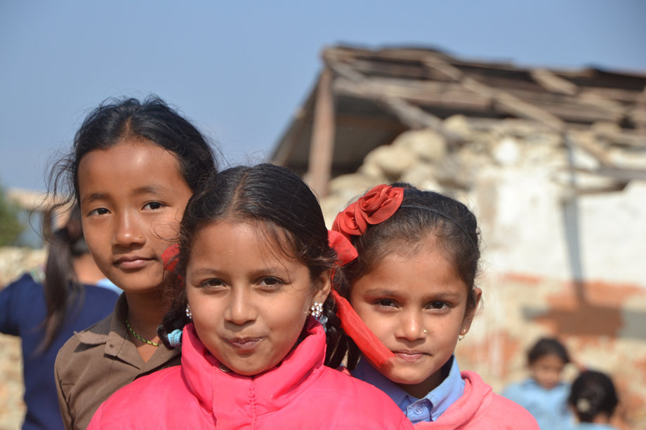 Build a Brighter Future for 25,000 Kids in Nepal