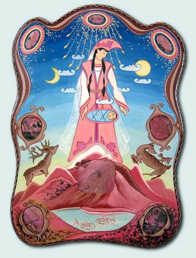 Goddess Umai