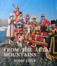 our Altai throat-singers