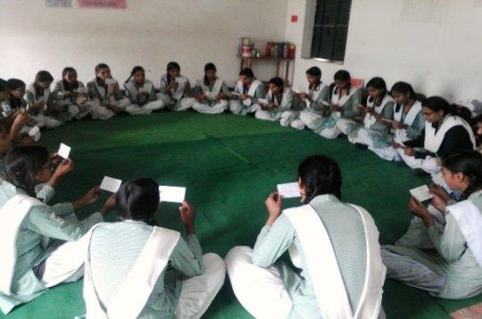Senior Class Activity