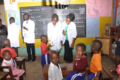 Promote Oral Health Care to 6000 pupils in schools