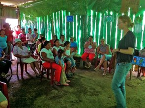 Community Meeting and Hygiene Education