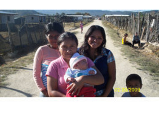 Clean Water for a Well Community - Colonia Segovia