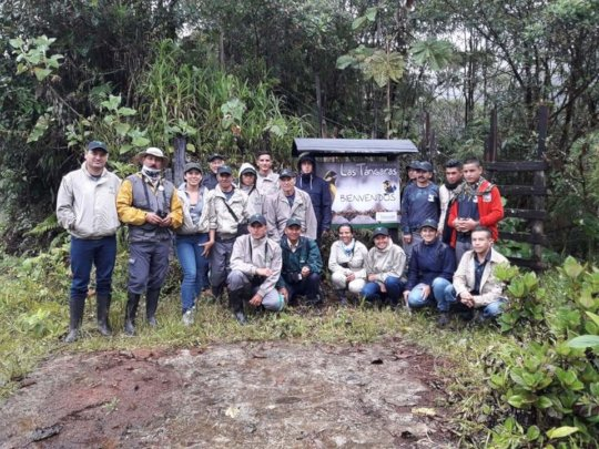 Annual planning meeting of forest guards