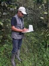 Douglas Meneses, Cerulean Warbler Bird Reserve