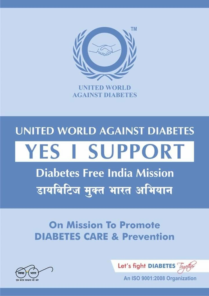Photos from Give medicines to 550 diabetic children in India