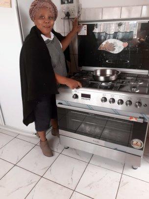 Nomfuneko's New Oven