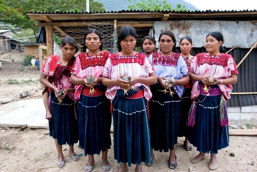 Economic Independence for Women in Central America