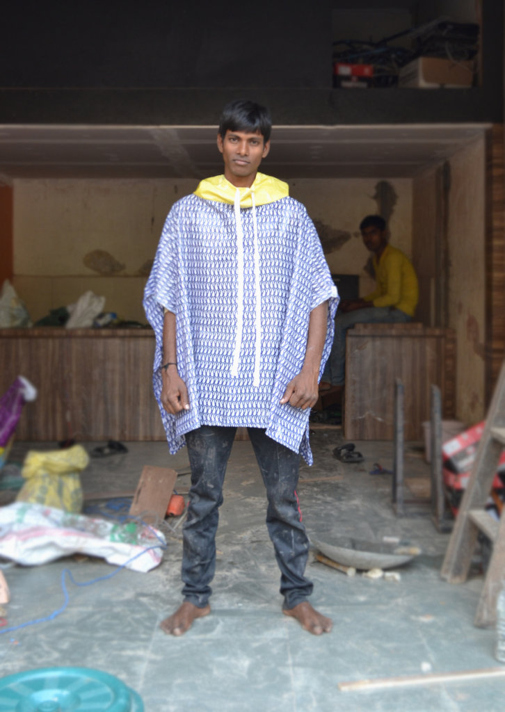 Designing Sustainable Fashion for I was a Sari