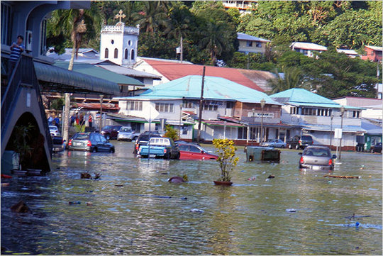 South Pacific Tsunami Disaster Recovery Fund