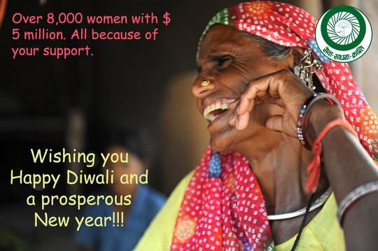 Your support reached to 8,000 women
