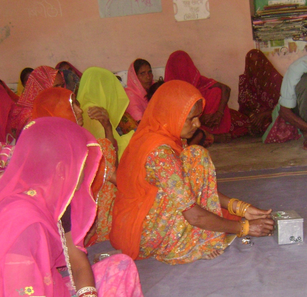 Training of SHG women