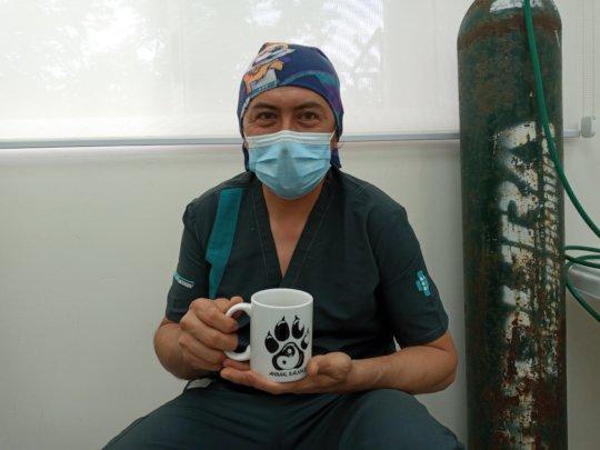 Dr. Diego Barrera
