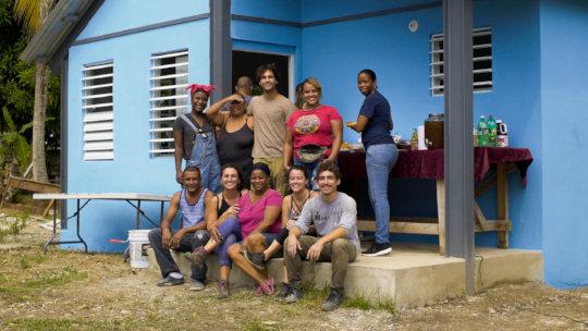 Iris Trinidad's Home Inauguration