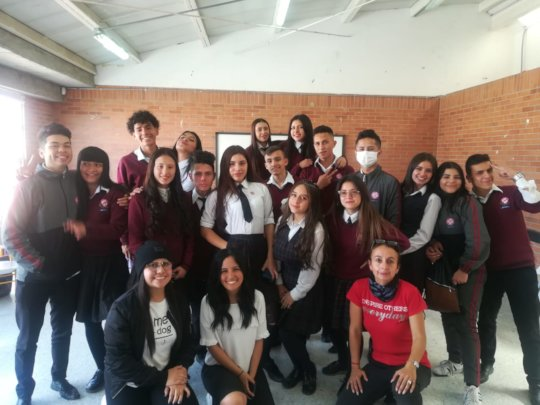 Empower Youth People in Technology