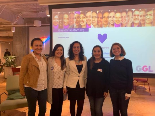 Women in STEAM and Entrepreneurs role models.