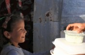 Providing Nutritious Meals to Syrian Children