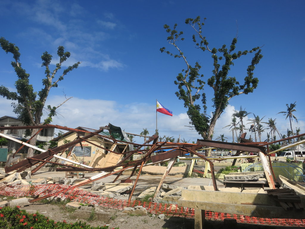 Philippines Recovery Efforts Led by Local Experts