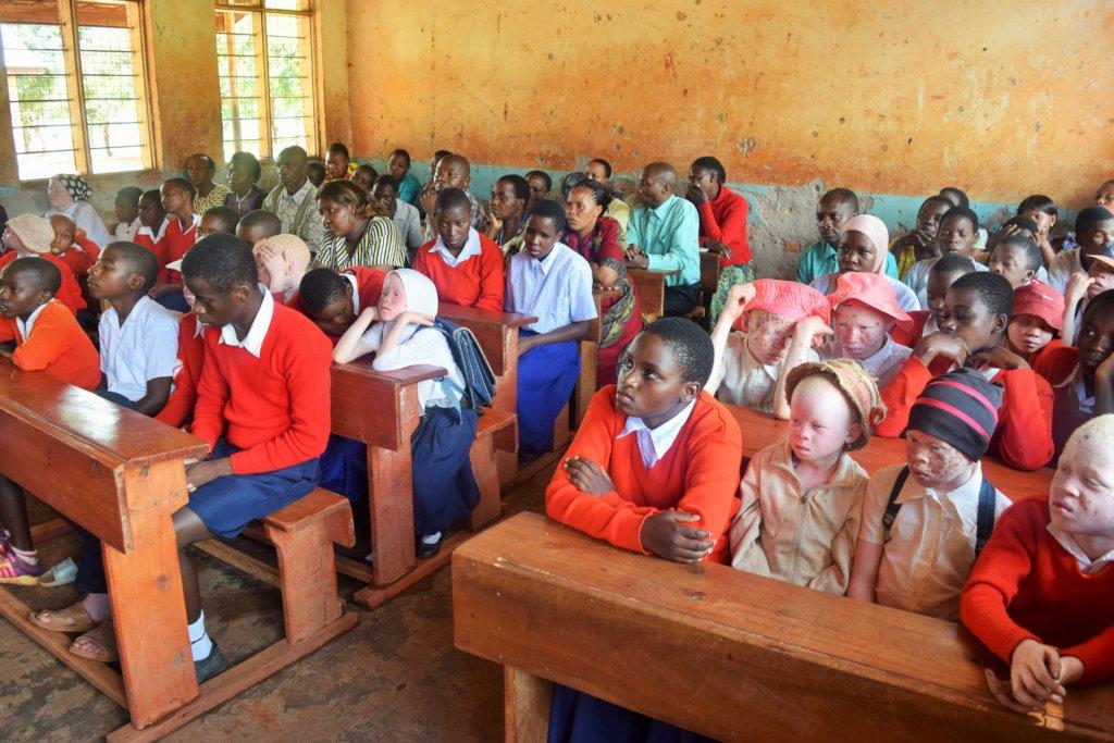 Voice Recorders for Impaired pupils,Luhira Songea