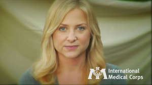 Jessica Capshaw, Actress & Supporter