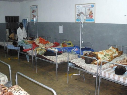 Patients in Eastern DRC