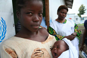 Save a Mom's Life in the Congo