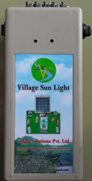 1 watt SunLight