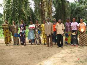 Equip 35 Midwives in Remote Congolese Villages