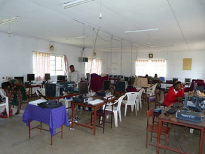 The Lab at Moringe Sokoine Secondary School