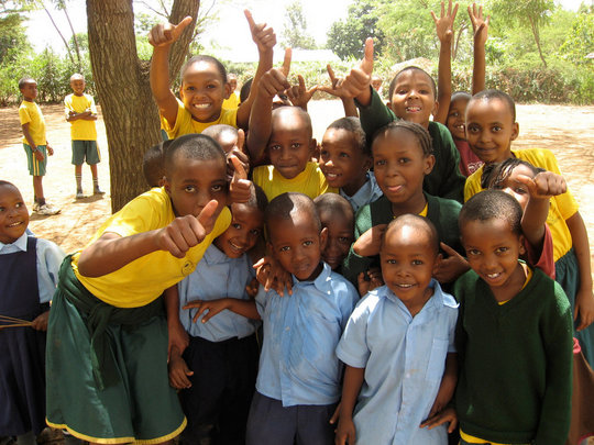 Build Computer Labs for Students in Tanzania