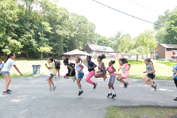 Help 5 NYC Kids Attend Camp!