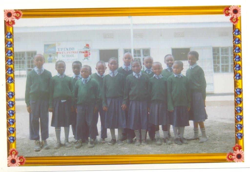 Children at Upendo School