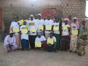 Health Council in Missadiebougou