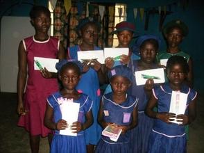 Girls - Scholarship Beneficiaries