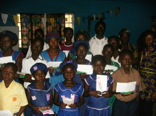 Group - Scholarship Beneficiaries