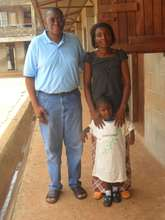 Nchumalen, Mother and Sylvester