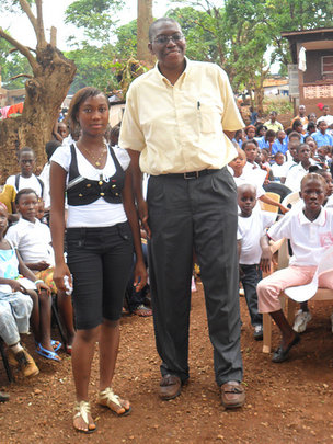 Sylvester and Christiana - Visit to Door of Hope
