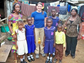 Britt, Scholarship Beneficiaries, Janet and Joanne