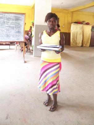 Isata with sponsorship grant