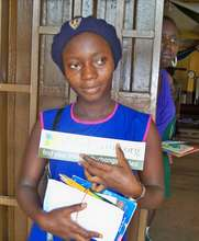 Janet - one of scholarship beneficiaries
