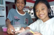 Provide School Lunch for Tacloban Kids Yearly