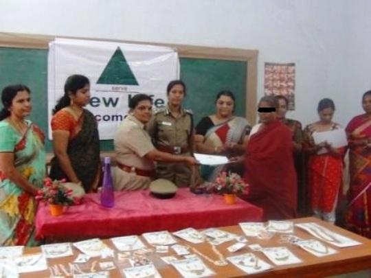 Rehabilitate 370 Prisoners in Trichy, India
