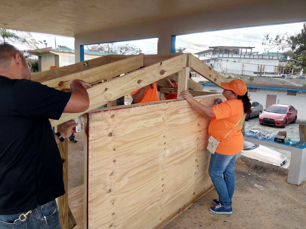 Unused schools into Community Development Centers