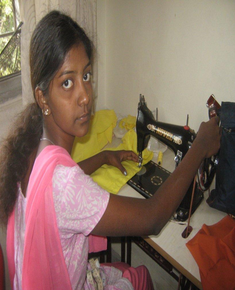 Deepali Sewing