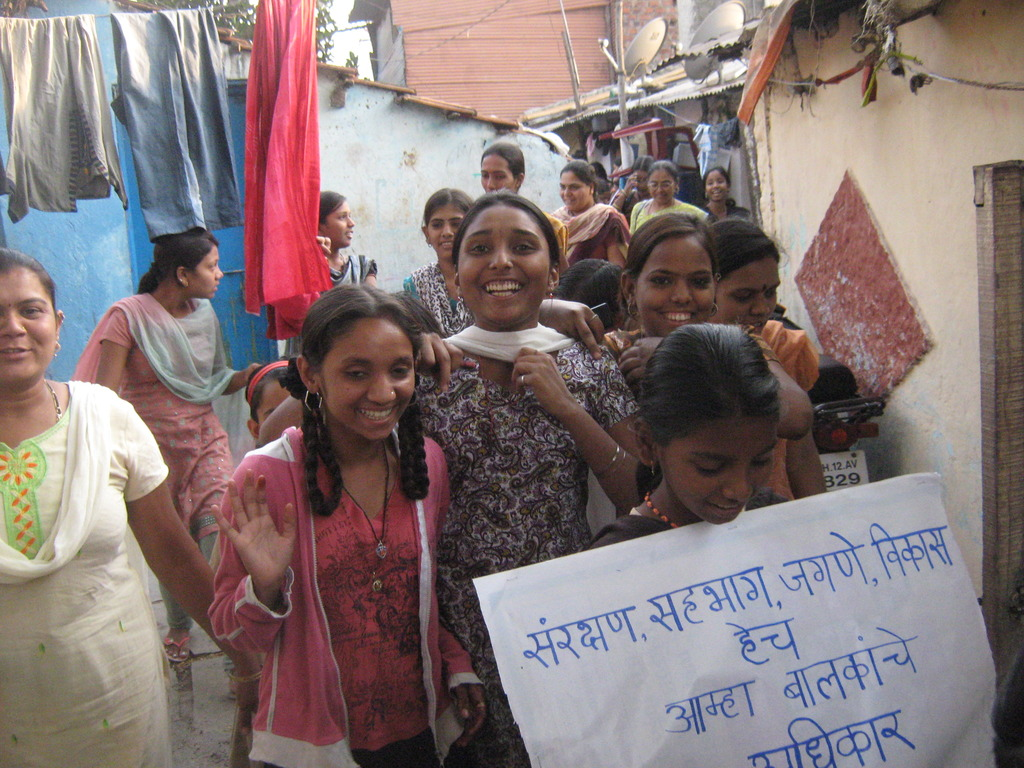 Rally on Child Rights