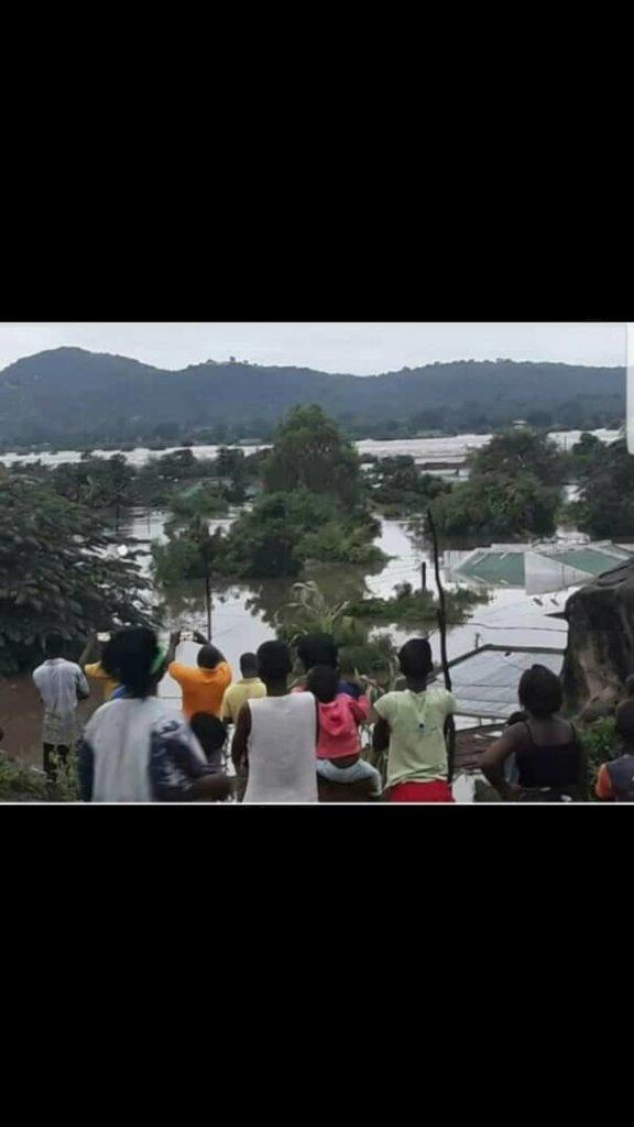 Cyclone Idai in Mozambique, Zimbabwe, and Malawi