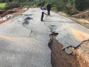 Disaster Relief for Zimbabwe after Cyclone Idai